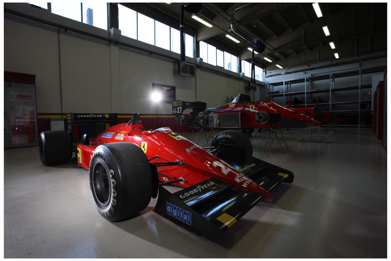 f1 clienti \ headquarters